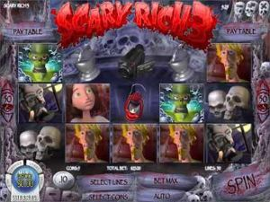 Scary Rich 3 Online Slot Machine
