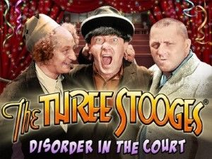The Three Stooges: Disorder in the Court Online Slot Machine