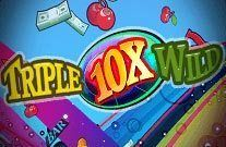 Triple 10x Wild Online Slot Machine