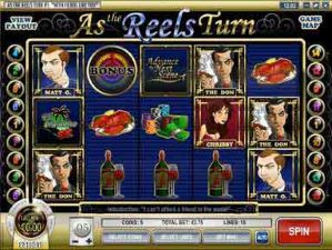As the Reels Turn Online Slot Machine