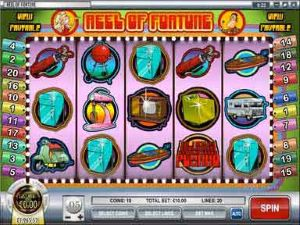 Reel of Fortune Online Slot Machine