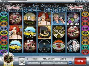 Reel Party Online Slot Machine