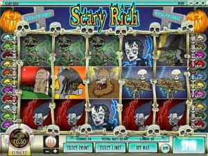 Scary Rich Online Slot Machine