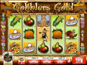 Gobblers Gold Online Slot Machine