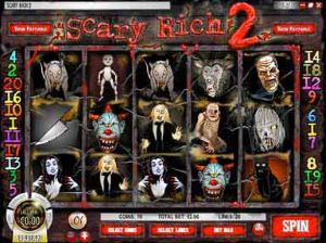 Scary Rich 2 Online Slot Machine