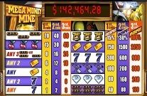 Mega Money Mine Online Slot Machine