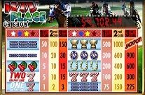 Win Place or Show Online Slot Machine