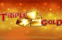 Triple Gold Online Slot Machine