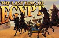 The Last King of Egypt Online Slot Machine