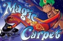 Magic Carpet Online Slot Machine