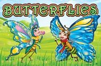 Butterflies Online Slot Machine