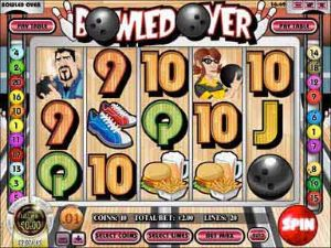 Bowled Over Online Slot Machine
