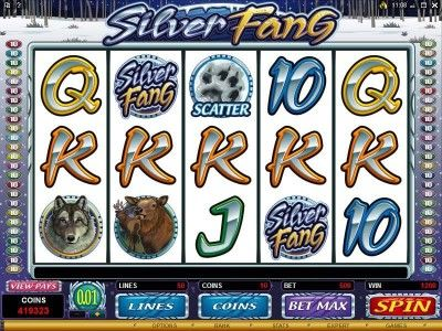 Silver Fang Online Slot Machine