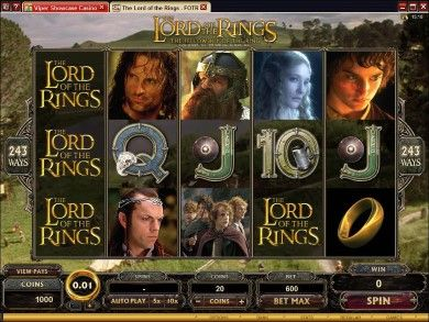 The Lord of the Rings<sup>TM</sup> -