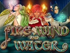 Fire, Wind and Water Online Slot Machine