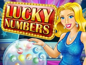 Lucky Numbers Online Slot Machine