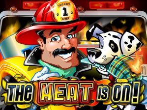 The Heat is On! Online Slot Machine